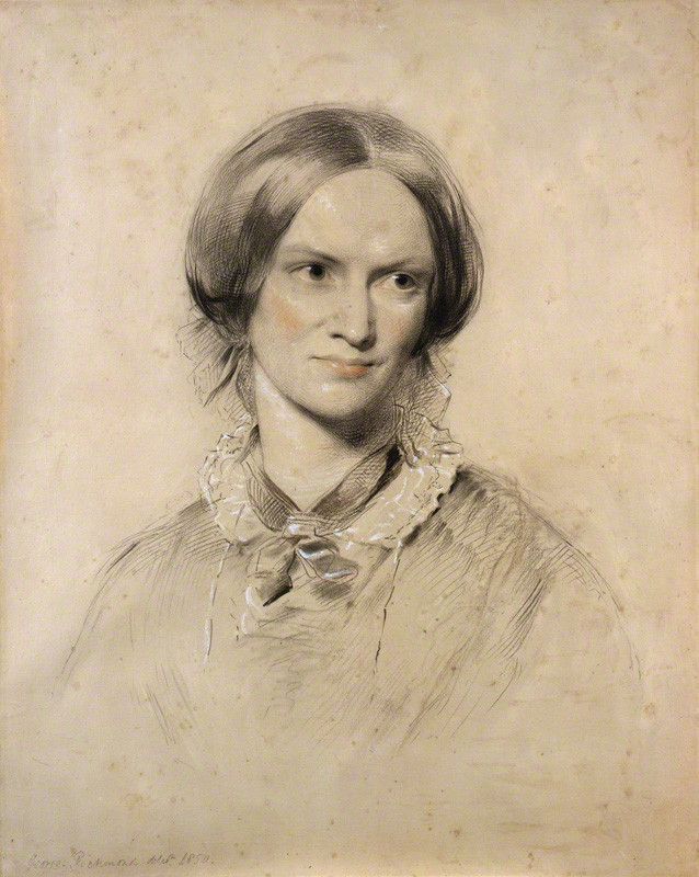 by George Richmond, chalk, 1850