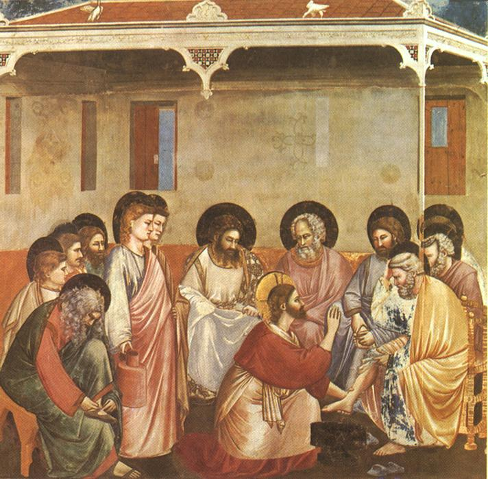 Giotto_-_Scrovegni_-_-30-_-_Washing_of_Feet