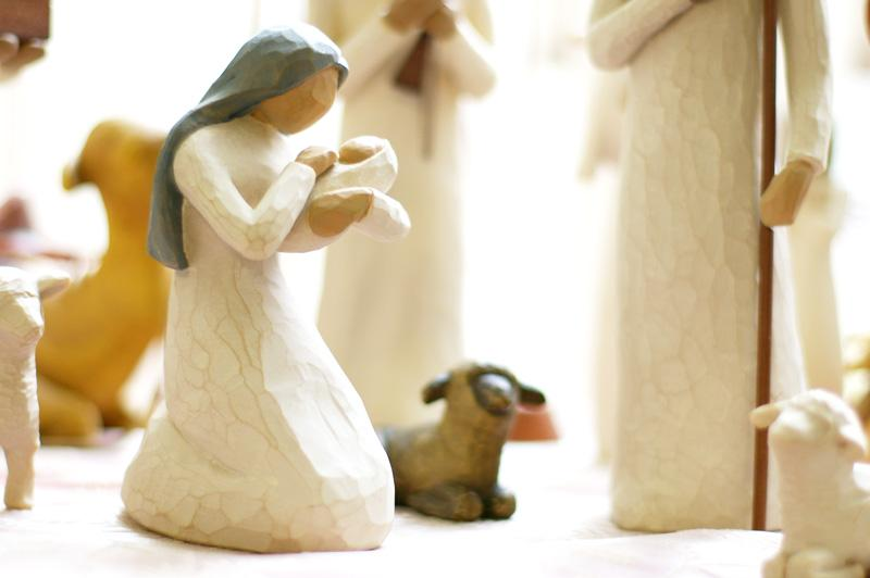 """Baby Jesus"" by bigoneep. Used according to Creative Commons license."