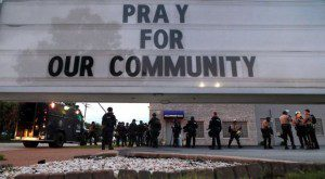 pray for our community