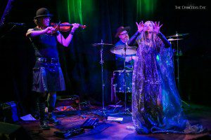 The Mechanist & The Star Goddess in St. Louis, photo by Carrie Meyer