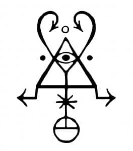 a sigil for the dissolution of hate