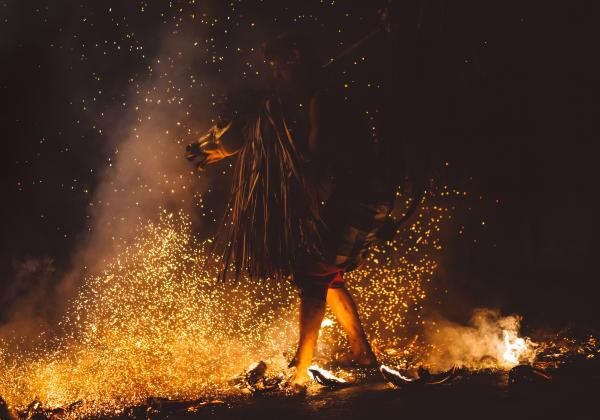 fire walker