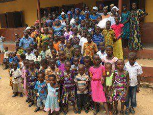 A Ghanaian church planted a year ago
