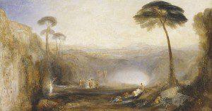 """The Golden Bough"" by J.M.W. Turner, in U.S. Public domain."