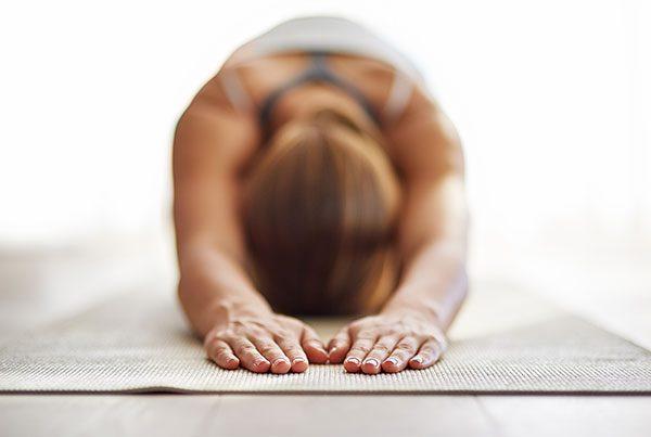 bowing meditation