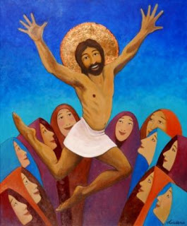 Behold the Joy of Jesus (by Lindena Robb, Sydney, Australia)