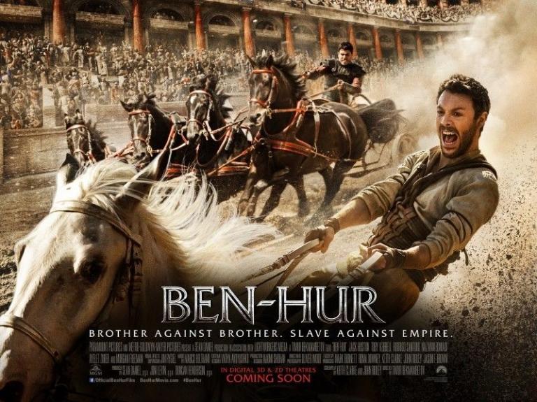ben hur movie watch online free 2016