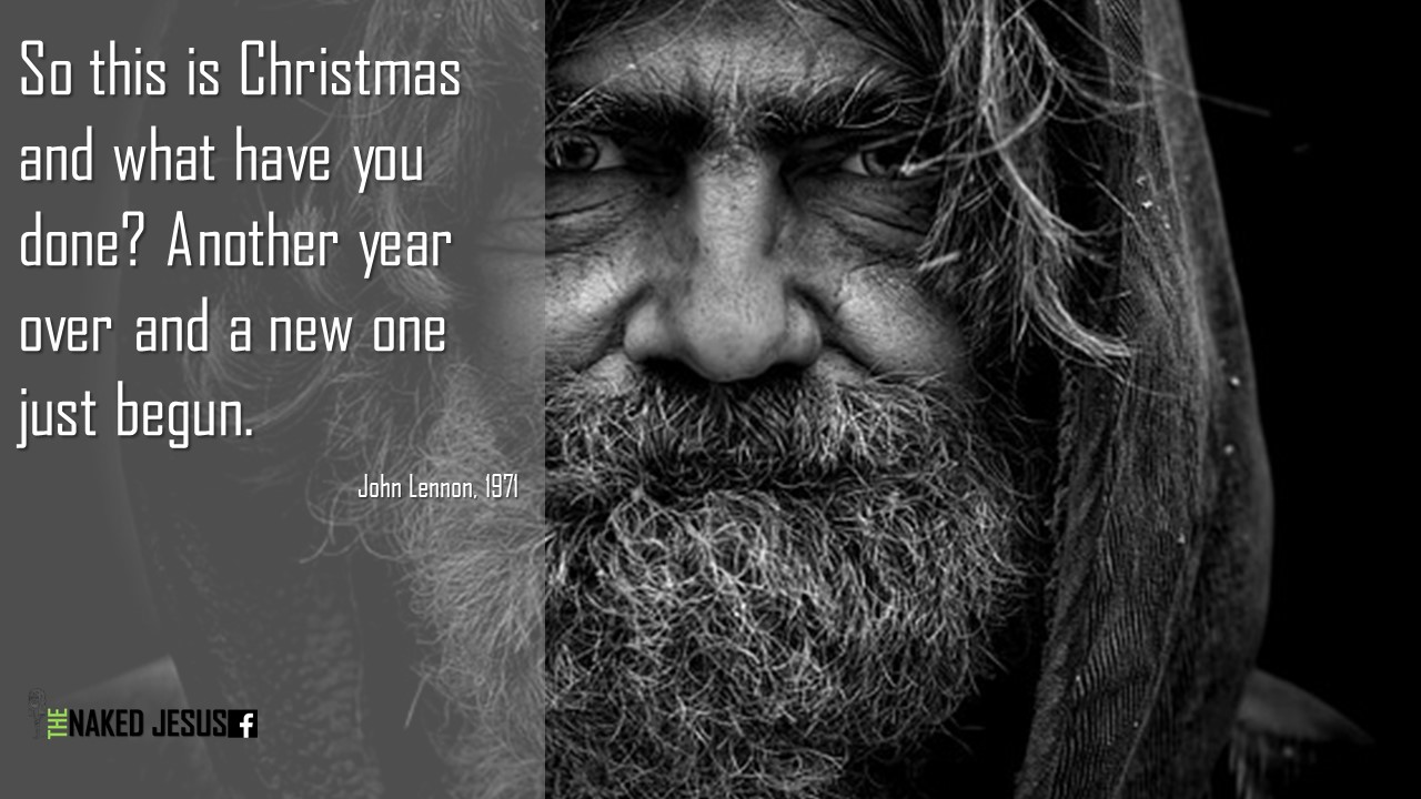 So This Is Christmas, and What Have You Done? | Dr. John O\'Keefe