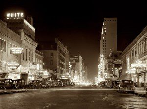 Dallas, Texas 1942