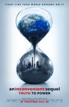 Al Gore: Inconvenient Sequel, Climate change