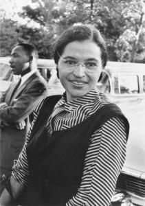 The Answer is NO! Rosa Parks
