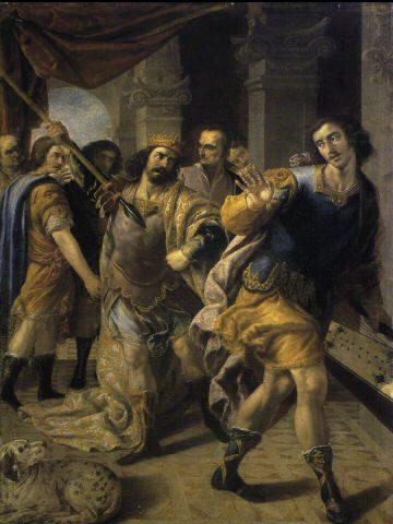 Saul Threatens David