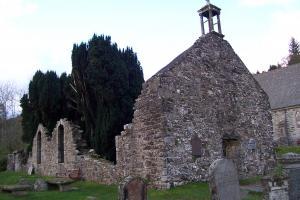 Balquhidder Church, A thin place, a place to heal the Great Divorce