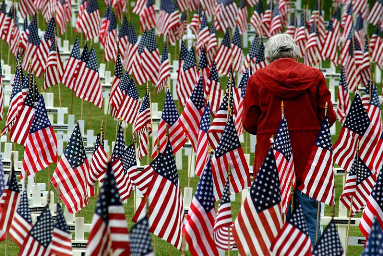 Let us remember the sacrifices made for us on Memorial Day.