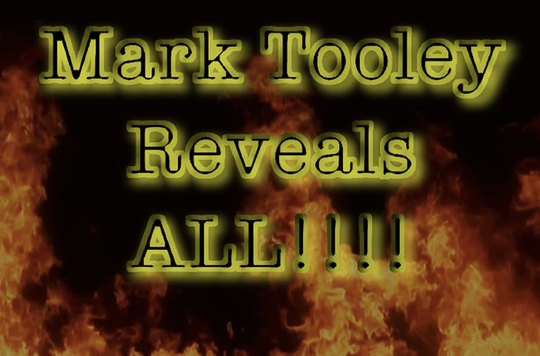 Mark Tooley Reveals All
