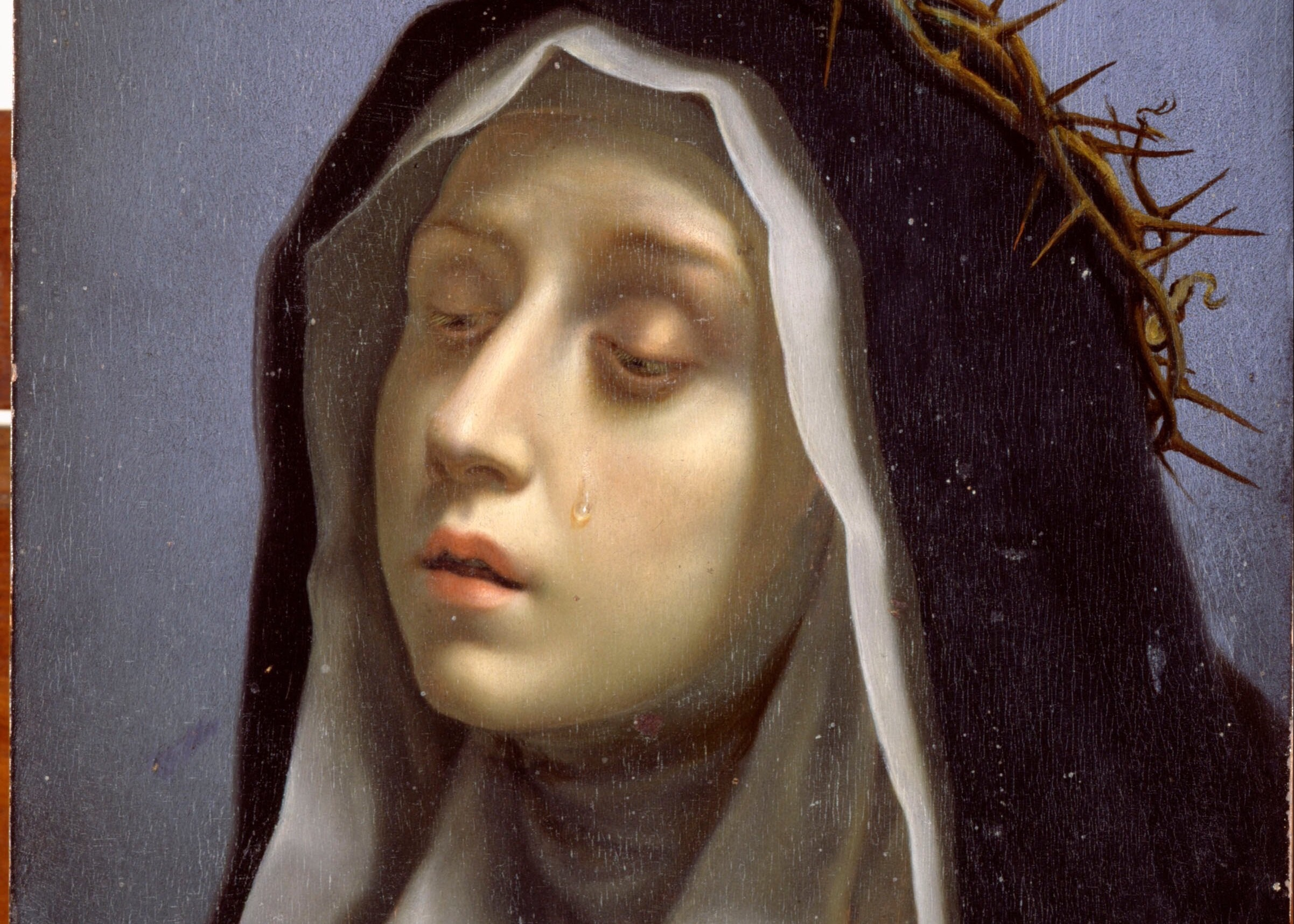St. Catherine of Siena, by Guido Reni