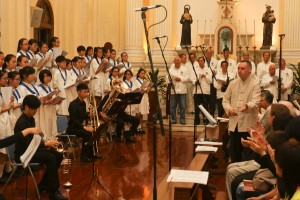 Macau choirs