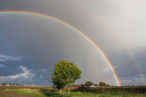 """Image Credit: :Double Rainbow"""" by Susanne Nilsson; CC 2.0"""