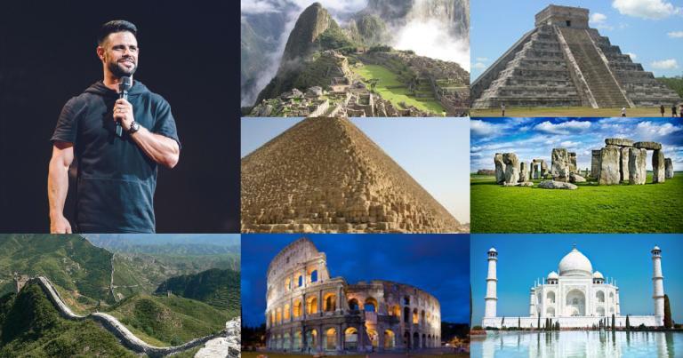 Steven Furtick: 8th Wonder of the World