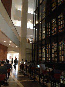 British Library (author photo)