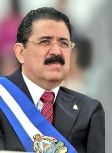 Manuel Zelaya himself
