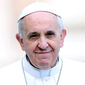 The Pope himself.