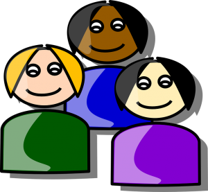 Diversity of race and ethnicity is a simple type of diversity but it still matters. Image credit: pixabay.