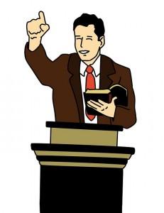 This fake pastor makes a lot more sense and is a lot less vitriolic than pastor Reyes.
