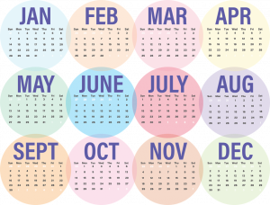 March will be an exciting month. I hope I can achieve my goals and that you can as well!