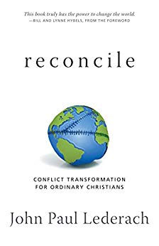 Reconcile, a text by Christians and for Christians. Also a very thorough and well-thought exploration of Biblical peacebuilding.