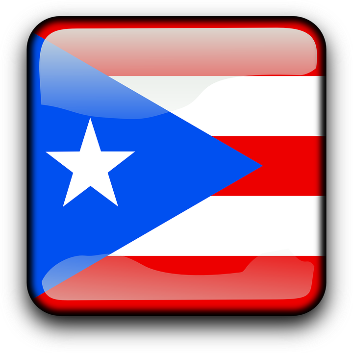 This Puerto Rican flag emoji is perfect for discussing how Telegramgate coverage isn't always helpful. Image credit: Pixabay.