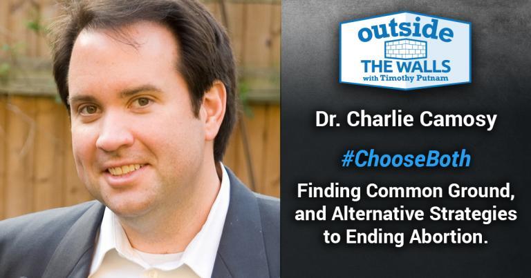 Dr. Charlie Camosy