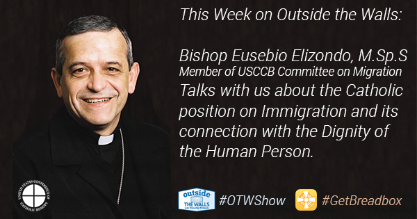 Bishop Eusebio Elizondo M. Sp. S. courtesy of NW Catholic - Seattle