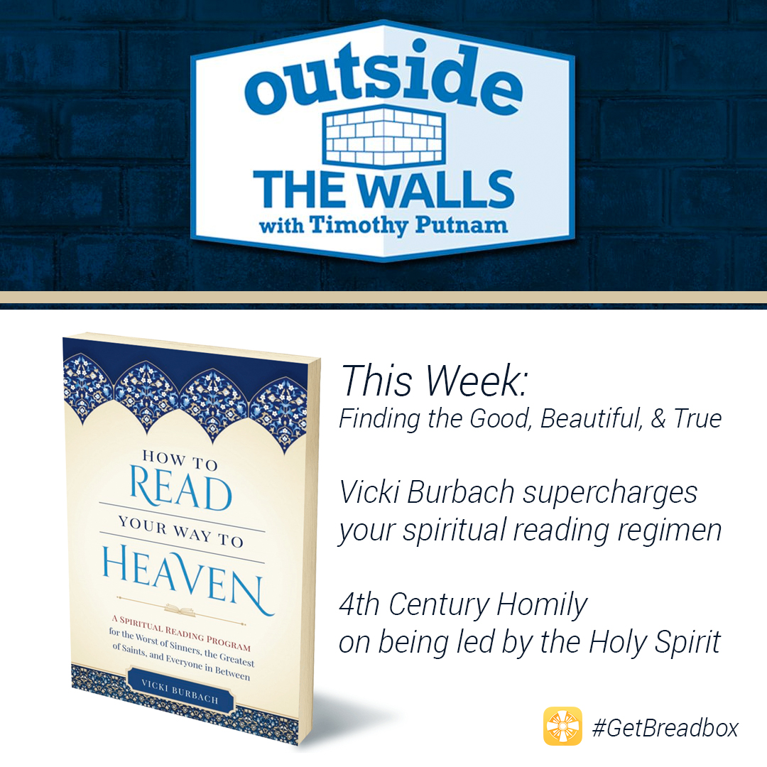 Outside The Walls reviews Vicki Burbach 'How To Read Your Way To Heaven'