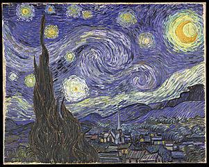 VanGogh- Starry Night