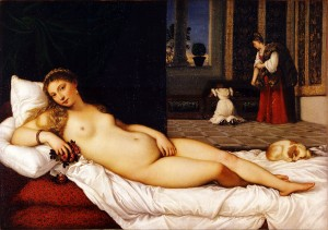 Venus of Urbino by Titian | Public Domain