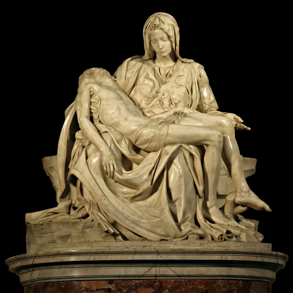 Pieta| credit: Stanislav Traykov, Niabot (cut out) | CC BY 2.5
