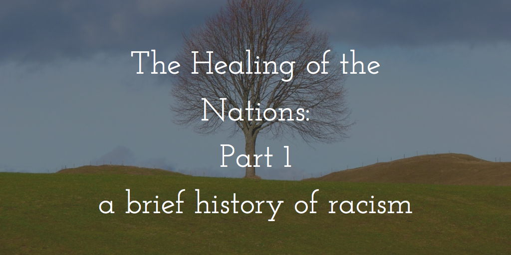 Healing of the Nations 1