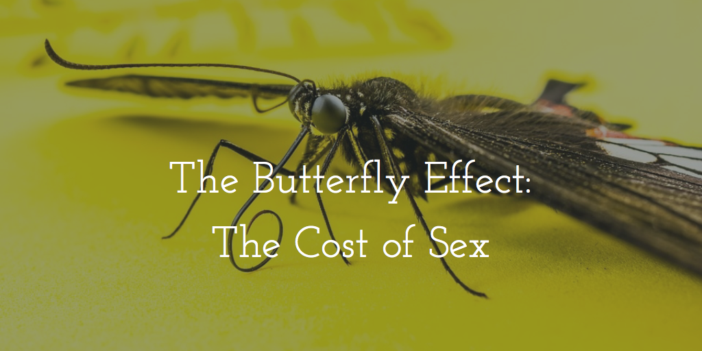 Butterfly Cost of Sex