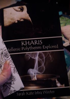 Kharis Book Cover