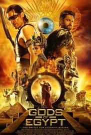 gods of Egypt cover