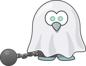 penguin ghost