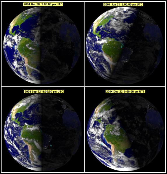 seasons of earth