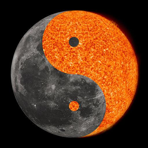 Moon Sun YinYang
