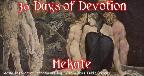 30 days of devotion hekate