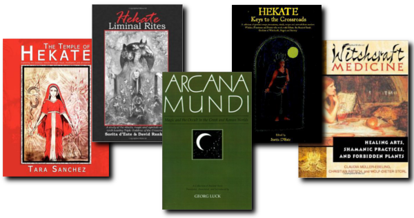 Books on Hekate