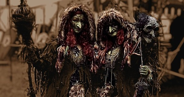 Awesome looking witches