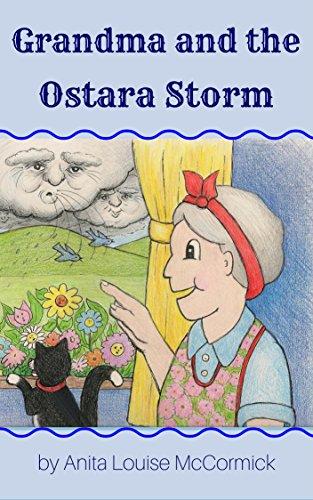 Grandma and the Ostara storm, a Pagan kids book