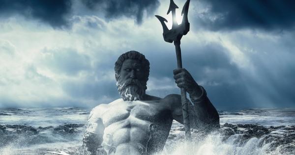 I wonder if Poseidon hates olives?